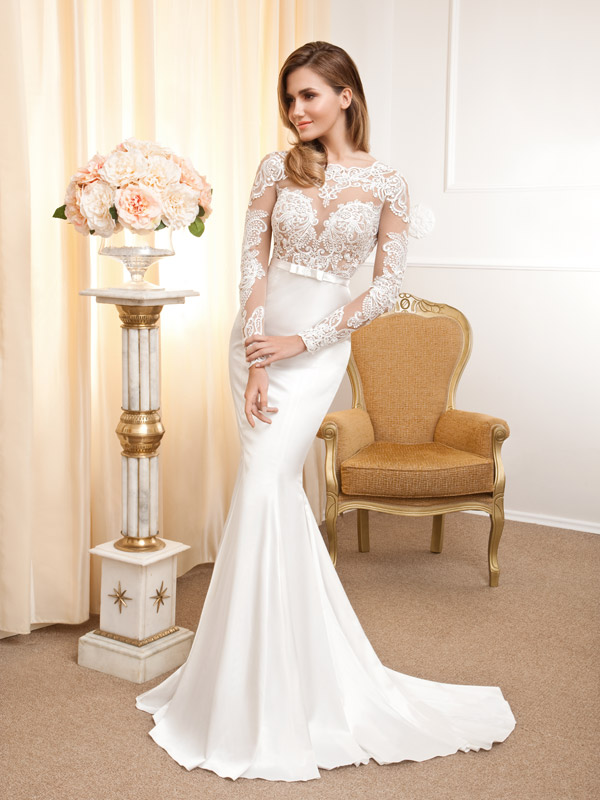 Anabella, mermaid wedding dress, Royal Bride Anemon collection 2015