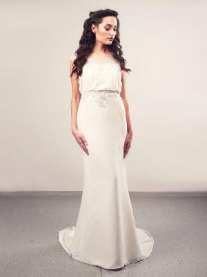Vjenčanica Sample 1, Fit'n'flaire, Royal Bride kolekcija 2016, vjencanice.com.hr