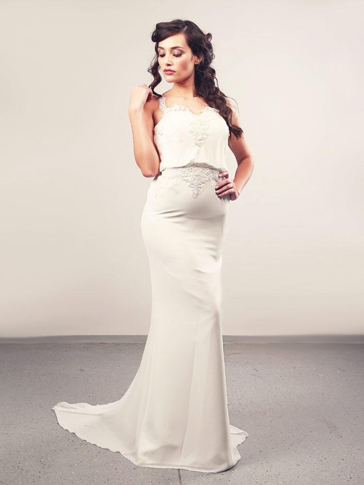 Vjenčanica Sample 15, Krinolina, Royal Bride kolekcija 2016, vjencanice.com.hr