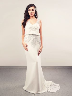 Vjenčanica Sample 16, Fit n Flaire, Royal Bride kolekcija 2016, vjencanice.com.hr
