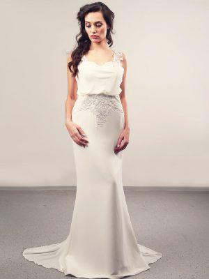 Vjenčanica Sample 7, Fit n Flaire, Royal Bride kolekcija 2016, vjencanice.com.hr