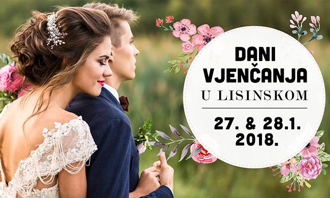 Royal Bride dani vjenčanja Lisinski 2018