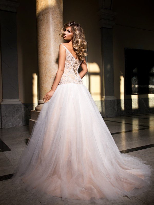 Orion, ball gown, wedding dress, Royal Bride Nympha collection 2016