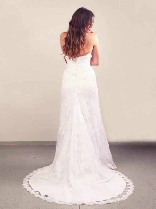 Vjenčanica BT 15 14, Fit n Flaire, Enzoani Beautiful kolekcija 2015, vjencanice.com.hr
