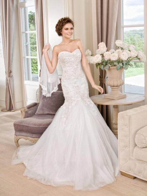 Vjenčanica Meggie original 2, Sirena s korzetom, Royal Bride kolekcija 2014, vjencanice.com.hr