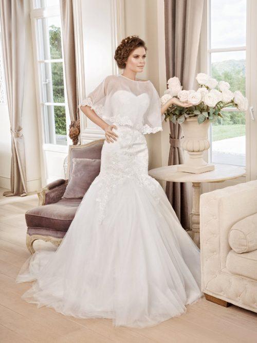 Vjenčanica Meggie Original, Sirena s korzetom, Royal Bride kolekcija 2014, vjencanice.com.hr