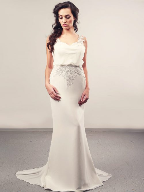 Vjenčanica Sample 7, Fit n Flaire, Royal Bride kolekcija 2016, vjencanice.com.hr