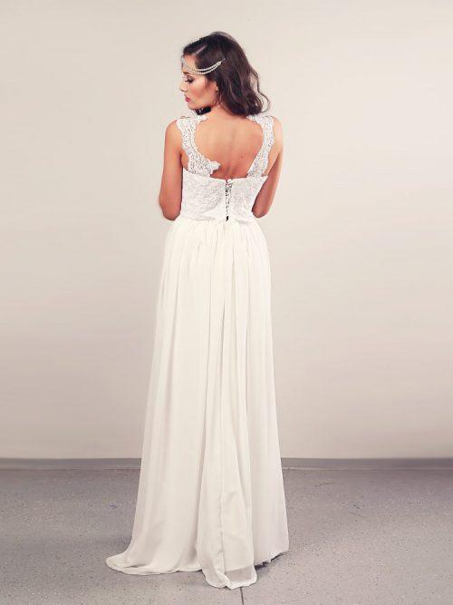 Vjenčanica Sample 8, Simple, Royal Bride kolekcija 2016, vjencanice.com.hr
