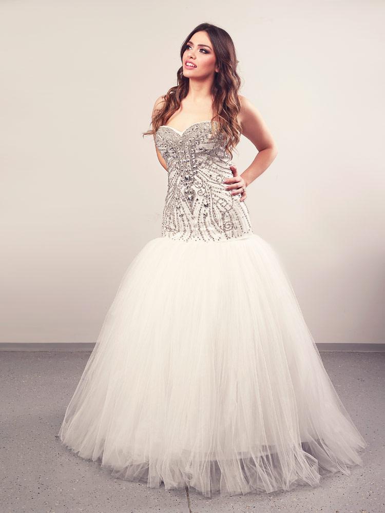 Vjenčanica Venus, Sirena s korzetom, Royal Bride kolekcija 2014, vjencanice.com.hr