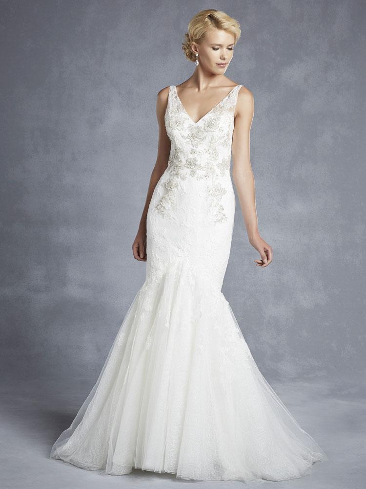 Vjenčanica Enzoani Haleyville, sirena, vjencanice.com.hr