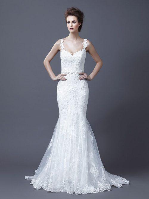 Vjenčanica Hanako, Sirena, Enzoani kolekcija 2013, vjencanice.com.hr