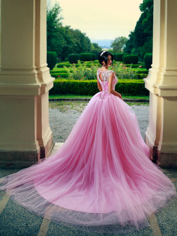 vjenčanica u boji